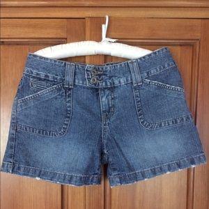 Hydraulic Jean Shorts size 7/8